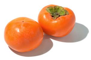 富有柿(フユウガキ)の写真素材 [FYI02073216]