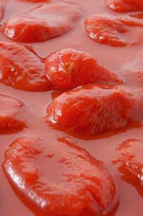 トマト煮の写真素材 [FYI02073663]