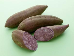 紫芋の写真素材 [FYI02074154]