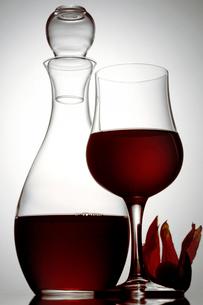 赤ワインの写真素材 [FYI02074167]