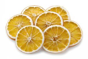 干しオレンジの写真素材 [FYI02074490]