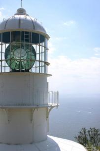 灯台の写真素材 [FYI02074534]