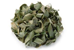 ビワの葉茶の写真素材 [FYI02074658]