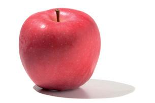 陸奥(むつ) リンゴの写真素材 [FYI02074729]