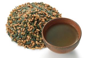 玄米茶の写真素材 [FYI02075318]