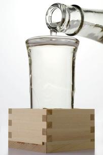 冷酒の写真素材 [FYI02075375]