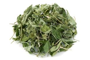 ハコベ茶の写真素材 [FYI02075405]