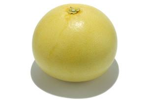 晩白柚(バンペイユ)の写真素材 [FYI02075537]