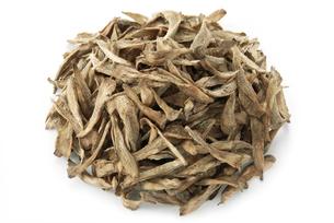 ゴボウ茶の写真素材 [FYI02075637]