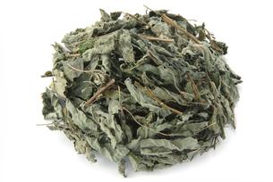 モロヘイヤ茶の写真素材 [FYI02075830]