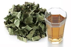 イチジク茶の写真素材 [FYI02075863]
