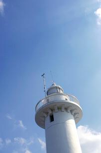 灯台の写真素材 [FYI02075908]