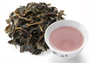 スベリヒユ茶の写真素材 [FYI02076050]