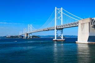 瀬戸大橋の写真素材 [FYI02077372]