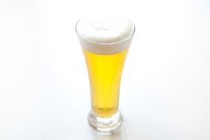 グラスビールの写真素材 [FYI02077658]