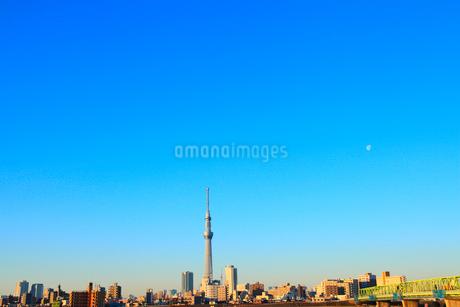 東京スカイツリーの写真素材 [FYI02078978]