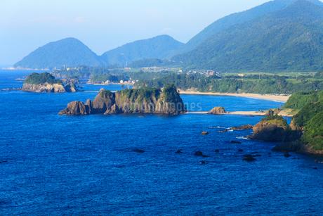 丹後半島 丹後松島の写真素材 [FYI02080060]