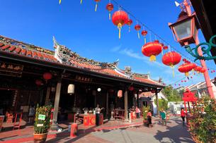 チェン・フン・テン寺院の写真素材 [FYI02080379]