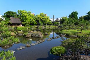 水前寺公園の写真素材 [FYI02080409]