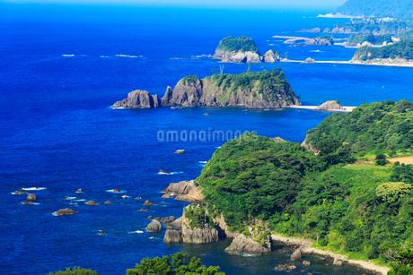 丹後半島 丹後松島の写真素材 [FYI02080566]