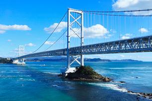 大鳴門橋の写真素材 [FYI02080751]