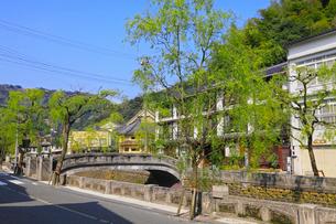 城崎温泉の写真素材 [FYI02081363]