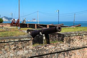 コーンウォリス要塞の写真素材 [FYI02082181]