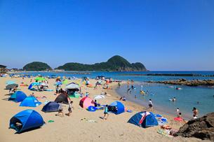 竹野浜海岸の写真素材 [FYI02082546]