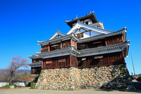 福知山城の写真素材 [FYI02082911]