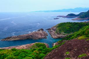 日向岬 クルスの海の写真素材 [FYI02082981]