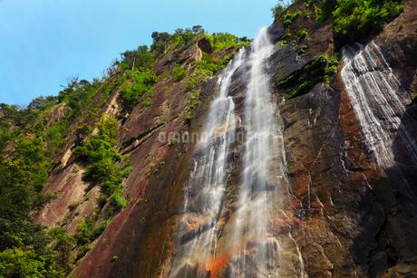 行縢の滝の写真素材 [FYI02083292]