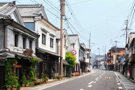 有田の町並みの写真素材 [FYI02083307]