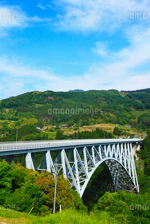 青雲橋の写真素材 [FYI02083362]