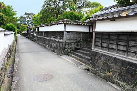 萩の城下町 江戸屋横町の写真素材 [FYI02083458]