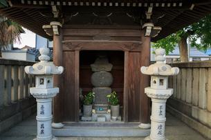 黒田職隆廟所の写真素材 [FYI02084001]