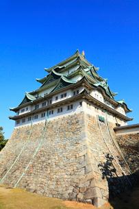 名古屋城・天守閣の写真素材 [FYI02084139]