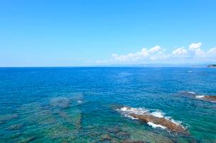 南紀の海の写真素材 [FYI02084610]