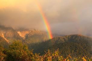 虹の写真素材 [FYI02085049]