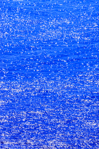 光る海の写真素材 [FYI02085350]