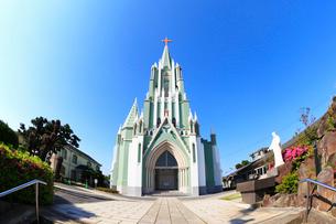 ザビエル記念教会 の写真素材 [FYI02085585]