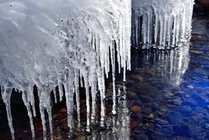 氷の造形の写真素材 [FYI02086067]