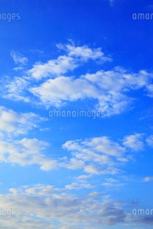 朝焼け雲の写真素材 [FYI02088829]