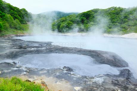 登別温泉・大湯沼の写真素材 [FYI02089871]
