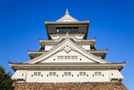 小倉城の写真素材 [FYI02091194]