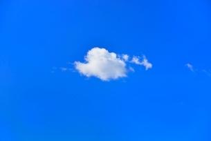雲と青空の写真素材 [FYI02092043]