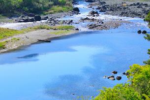 四万十川の写真素材 [FYI02092109]