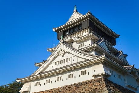 小倉城の写真素材 [FYI02092780]