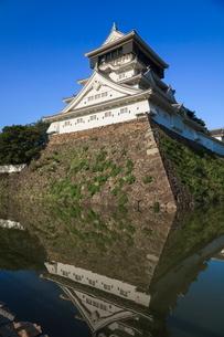 小倉城の写真素材 [FYI02093116]