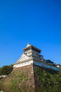 小倉城の写真素材 [FYI02093741]