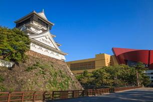 小倉城の写真素材 [FYI02094116]